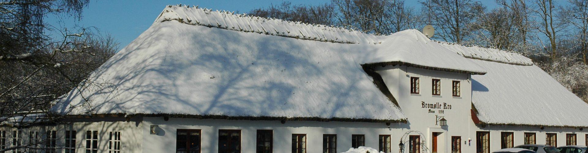 Jul på Bromølle Kro